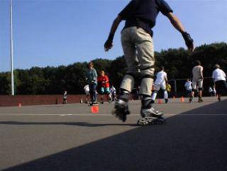 Skate Clinic 26 en 28 september a.s.